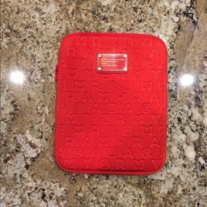 Marc Jacobs Red iPad Case